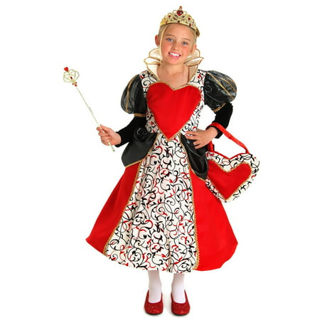 Halloween Girl's Queen Charlotte Child - Costume Shops Charlotte Nc