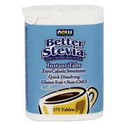 NOW Foods - Better Stevia Instant Tabs - 175 Tablet(s)