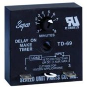 Supco 661424 Time Delay On Make -Pack of 4