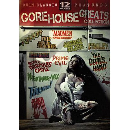- Gorehouse Greats Collection (DVD)