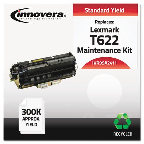 Innovera Remanufactured IVR99A2411 T622 Maintenance Kit Maintenance Kit