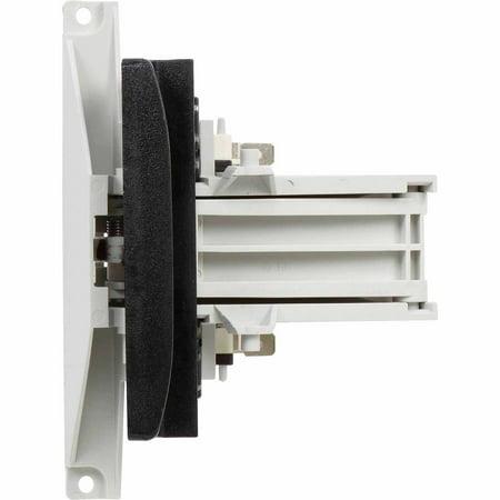 Whirlpool Dishwasher Latch Assembly, White Whirlpool Dishwasher Latch Assembly is a dishwasher door latch.