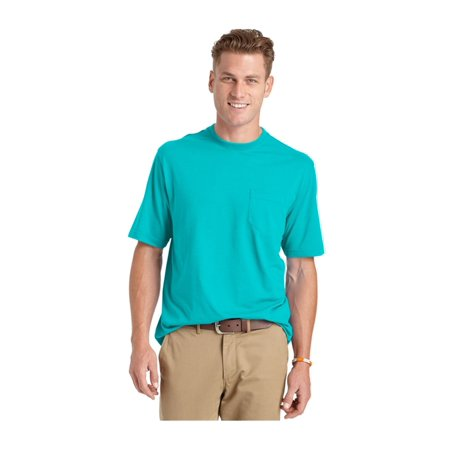 IZOD Mens Double-Layer Jersey Basic - Izod Jersey Top