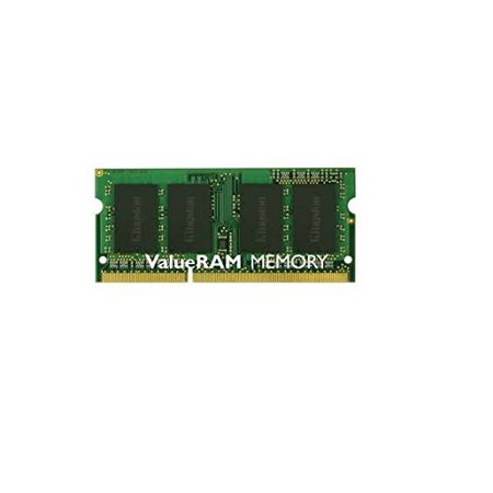 Kingston Value RAM 4GB 1333MHz PC3-10600 DDR3 Non-ECC CL9 SODIMM SR X8 Notebook Memory