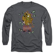 Scooby Doo - Being Watched - Long Sleeve Shirt - Small
