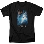Star Trek Beyond Spock Poster Mens Short Sleeve Shirt