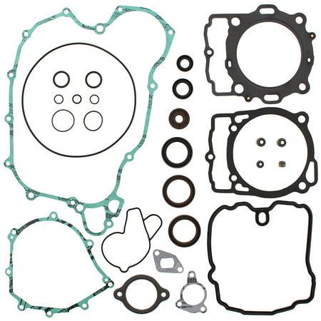 New Gasket Kit With Oil Seals for KTM 450 XC-W 12 13 2012 2013, 500 EXC 12 13 14 15 16 2012 2013 2014 2015 2016, Six Days 16 2016, XC-W 12 13 14 15 16 2012 2013 2014 2015