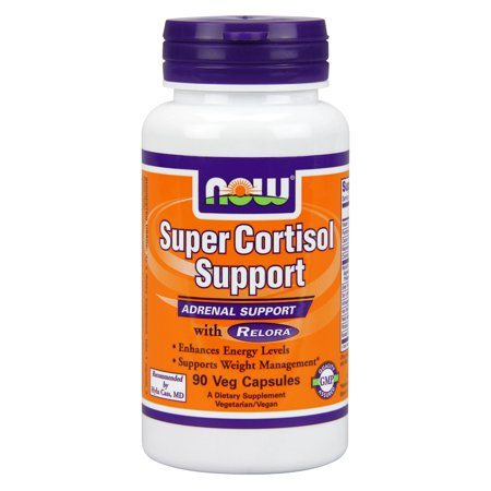 Now Foods Super Cortisol Support 90 Vegetable Capsules