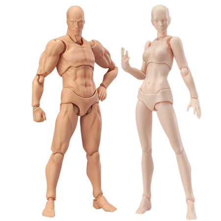 Movie Version Pvc Figure - New 2 Pcs/Set Light Body Chan & Kun PVC Movebale Action Figure Model For SHF Version 2.0 Gifts