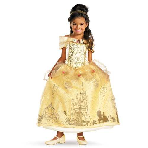 Belle Prestige Toddler Halloween Costume