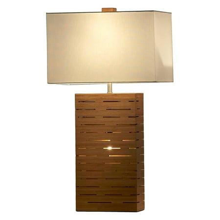 NOVA of California Rift 11630 Table Lamp