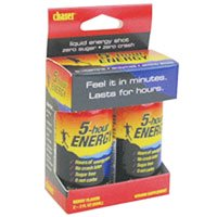 Chasers Energy Drink 5-Hour Energy - 2 oz / bouteille, 2 Ea