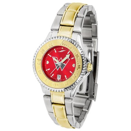 Mountaineers Ladies Executive Watch (Western Colorado University Mountaineers Ladies Two Tone Anochrome)