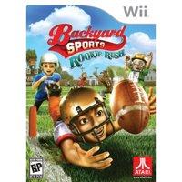 Backyard Sports Rookie Rush  (Wii)