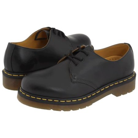 Dr. Martens Men's 1461 3 Eye Leather Oxfords - Kids Red Dr Martens