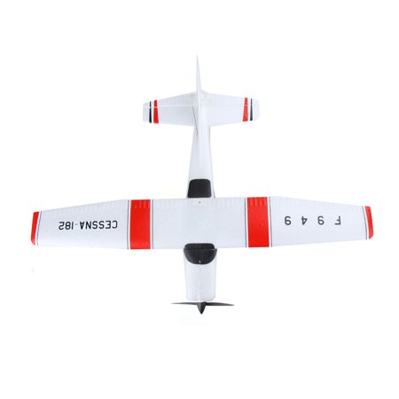 Wltoys F949 2.4G 3Ch RC Airplane Fixed Wing Plane Outdoor toys(Wltoys F949 Airplane ;  2.4G Outdoor Plane)