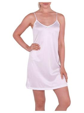 29d7343b92d99 Free shipping. Product Image Women's 26 Tailored Full Slip Chemise
