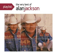 Alan Jackson - Playlist: The Very Best Of Alan Jackson (CD)