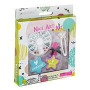 Pinkleaf Mani Padi Set For Kids and Girls, Nail Art Kit, Girls Will Be Girls,