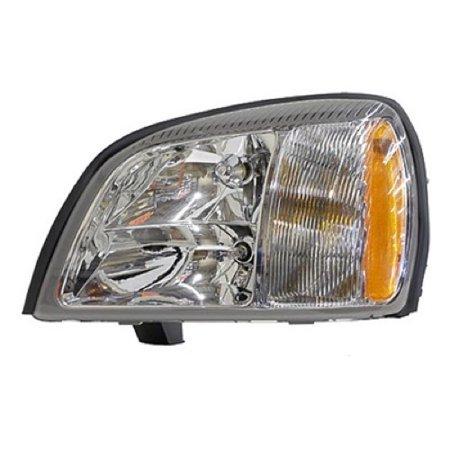 Go Parts 2004 2005 Cadillac Deville Front Headlight Headlamp Embly Housing