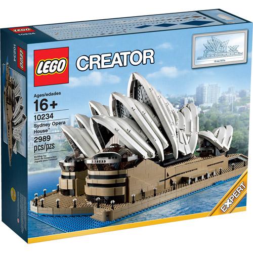 LEGO Creator Expert Sydney Opera House Play Set