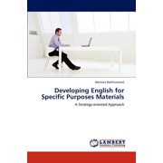 Developing English for Specific Purposes Materials