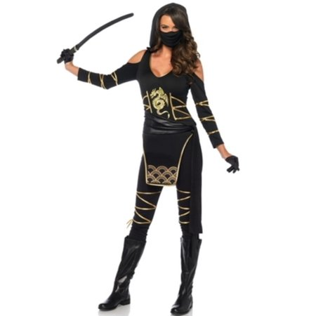 Leg Avenue Women's Stealth Ninja Costume - Stealth Ninja