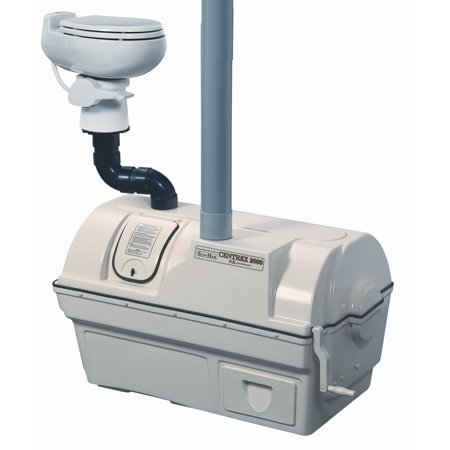 Centrex 2000 NE Non-Electric Composting Toilet System