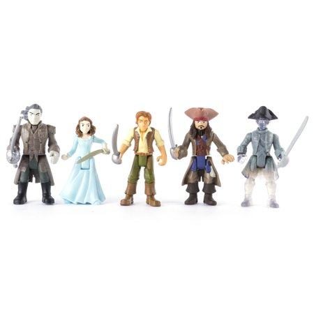 Pirates of the Caribbean: Dead Men Tell No Tales - Battle Figure