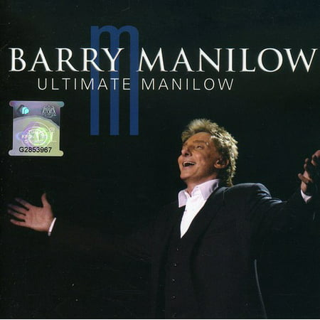 Ultimate Manilow (CD) (Remaster)