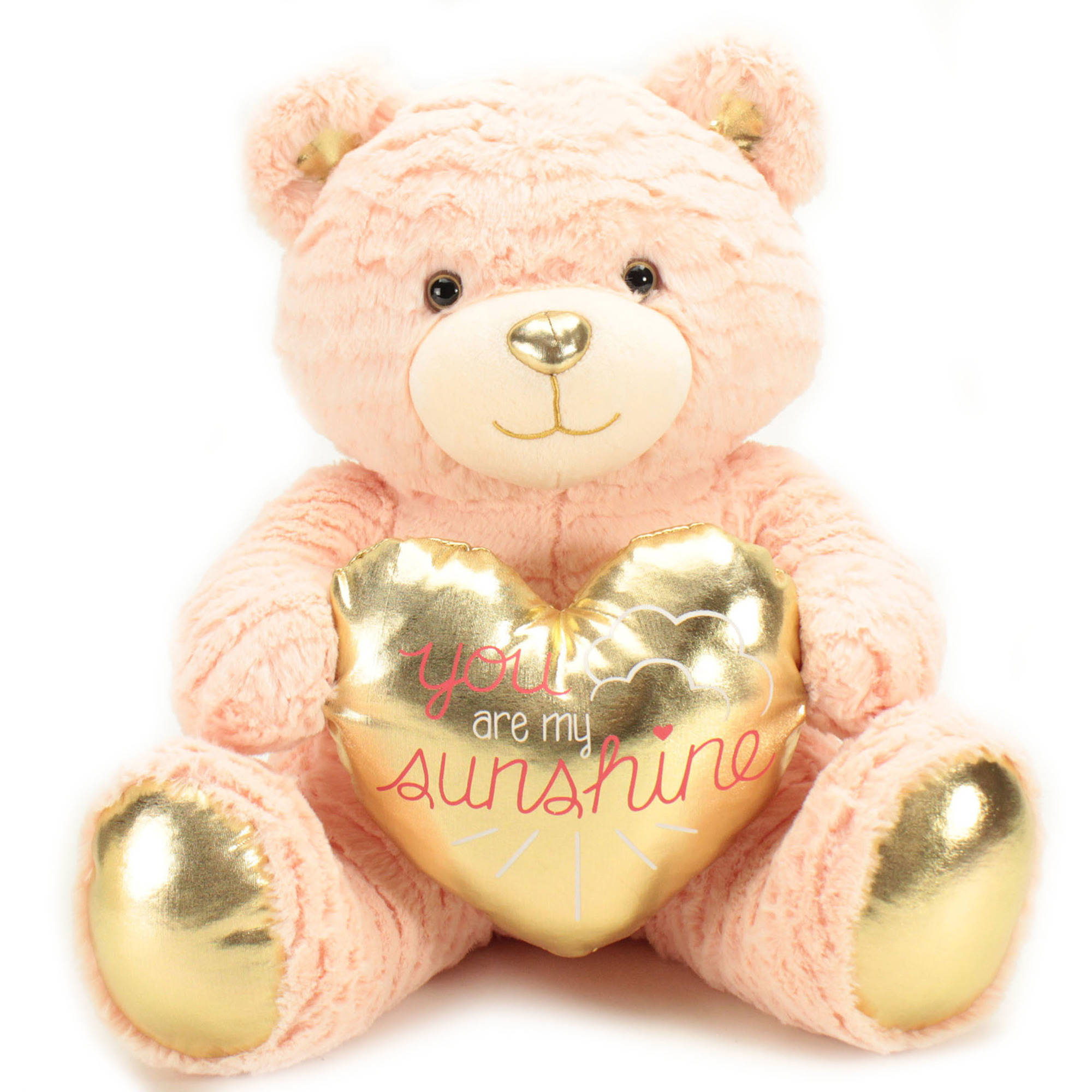 bear with a heart of gold