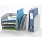 Desktop Evolution Organizer in Gray