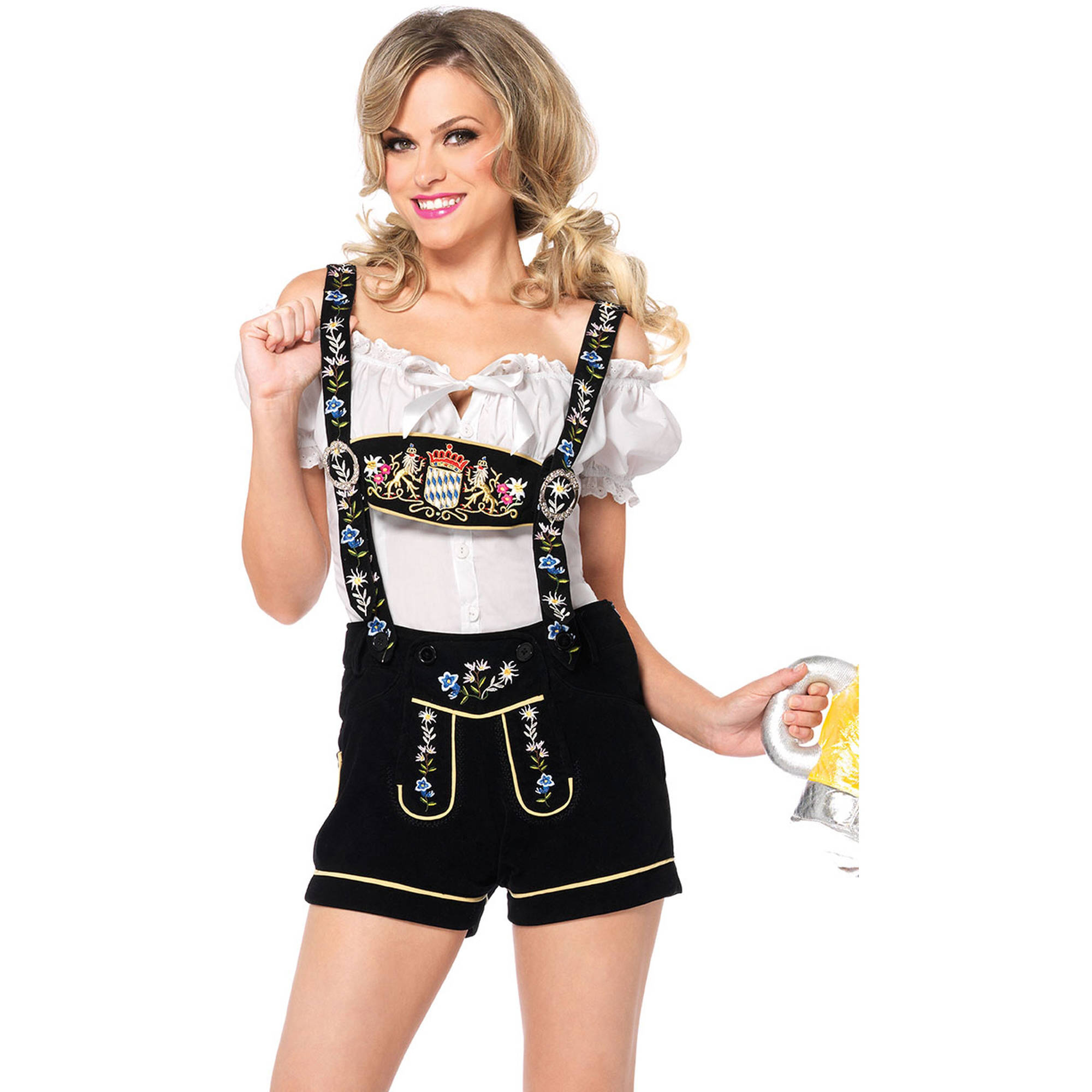 sc 1 st  Walmart : lederhosen costume for women  - Germanpascual.Com