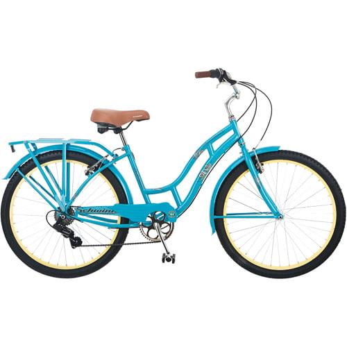 """Schwinn Clairmont 26"""" Women's Cruiser Bike"""
