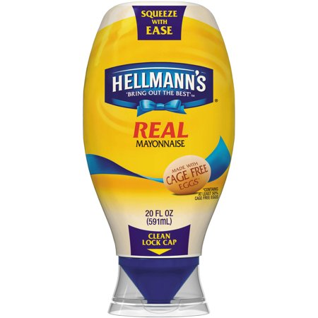 Hellmanns Real Mayonnaise  20 Fl Oz