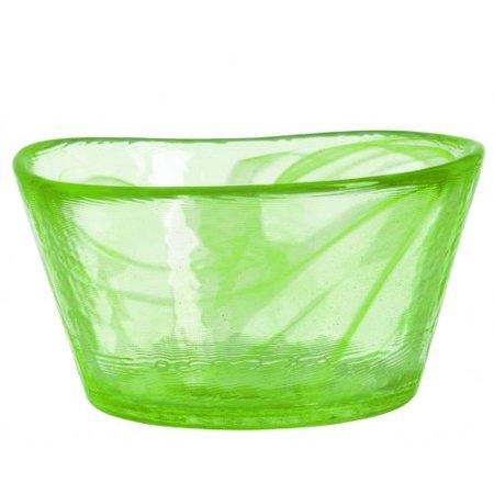 Kosta Boda Mine Bowl Lime Green (Kosta Boda Flute)