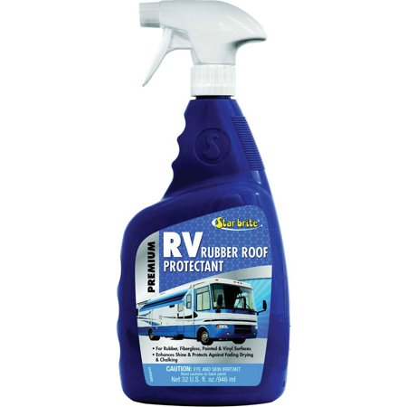Star brite 075932 Premium RV Rubber Roof Protectant - 32 oz.