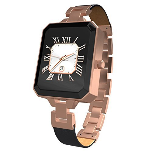 Karacus Dione Smart Watch, Rose Gold