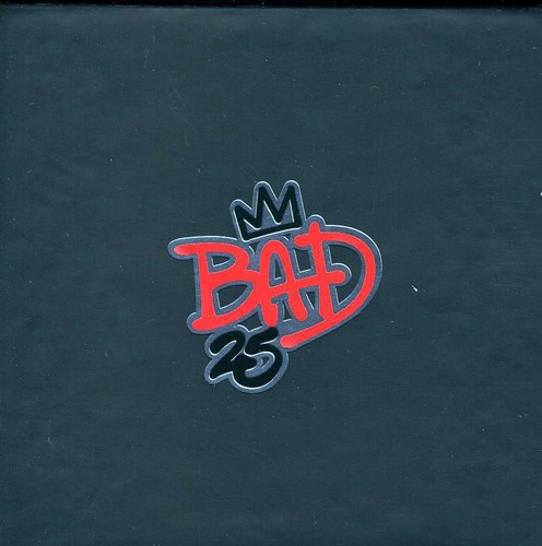Bad: 25th Anniversary [3CD 1DVD] [Deluxe Edition] [Box Set] (CD + DVD) by LEGACY