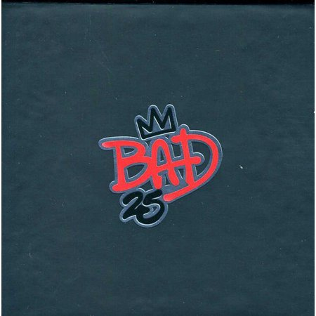 Bad: 25th Anniversary [3CD/1DVD] [Deluxe Edition] [Box Set] (CD) (Includes DVD) (Halloween Box Set 10 Disc)