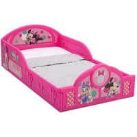 Disney Minnie Mouse Plastic Sleep and Play Toddler Bed by Delta Children