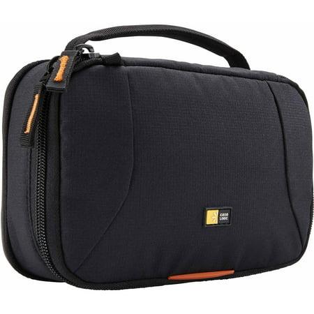 Case Logic Black Camcorder Bag (Case Logic SLRC-208 Rugged Action Camera Case, Black)