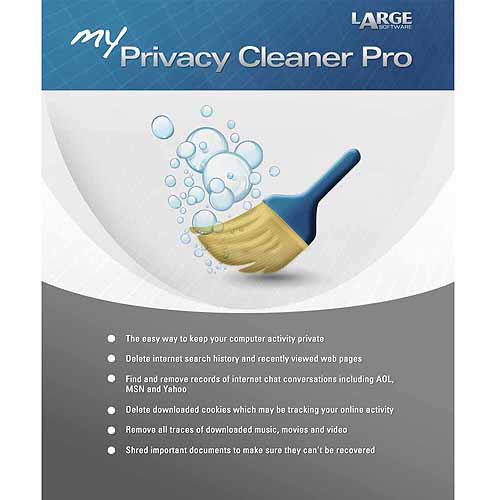 Largesoftware My Privacy Cleaner Pro (Windows) (Digital Code)