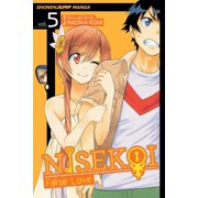 Nisekoi: False Love, Vol. 5 : Typhoon