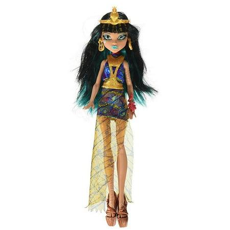 Monster High Music Class Cleo Doll (Cleo Monster High Doll)