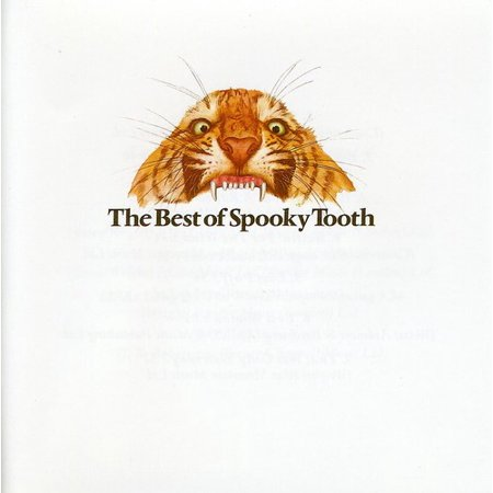 Best Of Spooky Tooth (ger) (CD)](Children's Spooky Halloween Music)