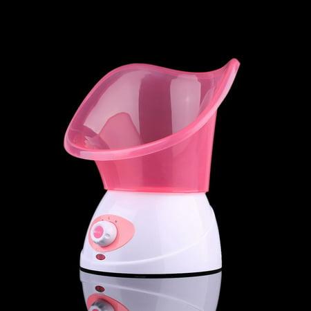 Facial Face Steamer Pores Cleanser Mist Steam Sprayer Spa Sauna Skin Vaporizer - image 9 de 10