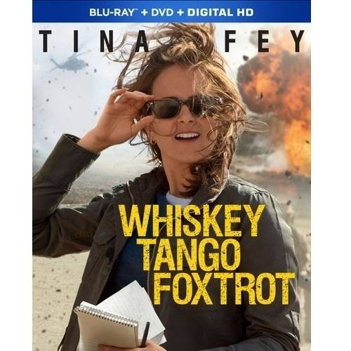 Whiskey Tango Foxtrot (Blu-ray + DVD) (Walmart Exclusive))