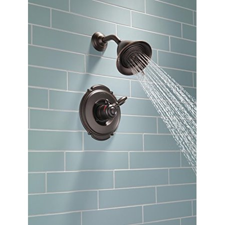 Delta Faucet T17255-RB Victorian Monitor 17 Series Shower Trim Venetian (Delta Victorian Monitor 18 Series Jetted Shower)
