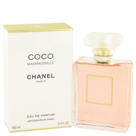 Coco Mademoiselle Perfume By Chanel 34 Oz Eau De Parfum Spray